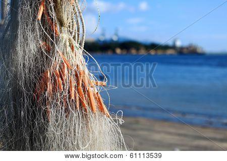 Fishery net