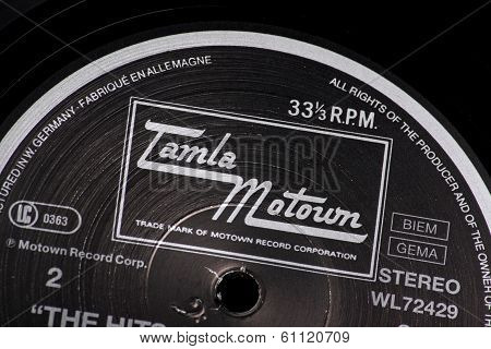 Tamla Motown