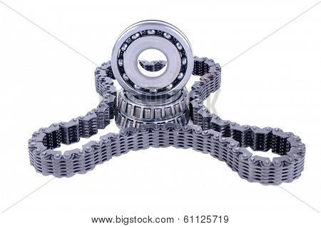 Automotive roller bearings