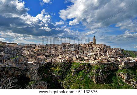 Matera In Italy