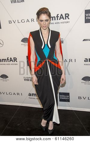 NEW YORK-FEB 5: attends the 2014 amfAR New York Gala at Cipriani Wall Street on February 5, 2014 in New York City.