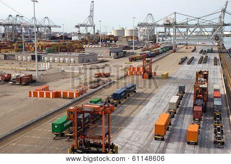 Rotterdam Terminal