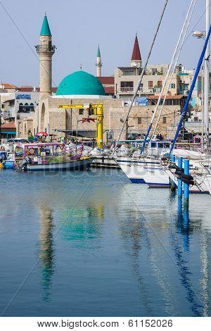 Acre Fishing Harbor