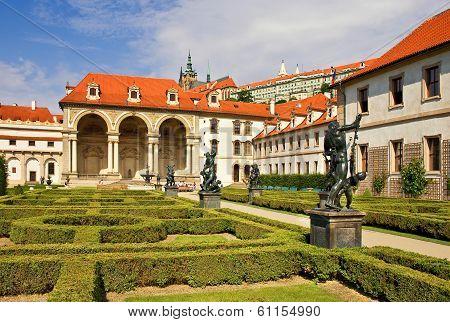 The Wallenstein Garden