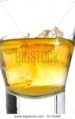 Cold Whiskey On The Rocks