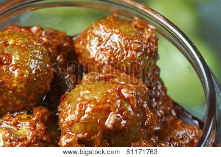 Amla Pickle - An Indian Pickle