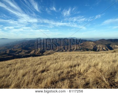 Oat Mountain View, Chatsworth California.