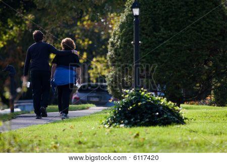 A Lovely Stroll