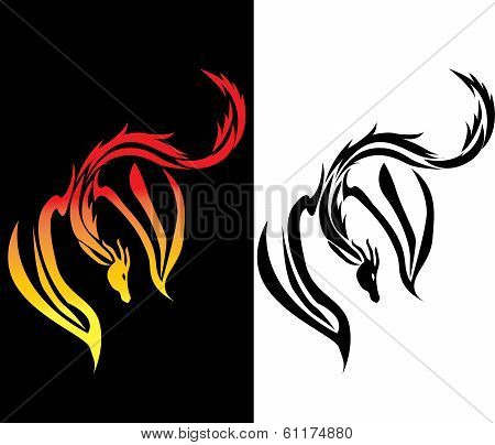 Traditional Dragon