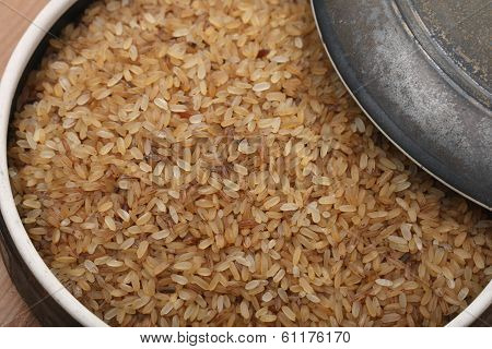 Boiled Rice Or Parboiled Rice