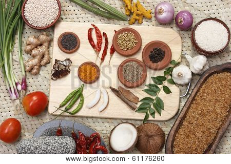Ingredient Mixture