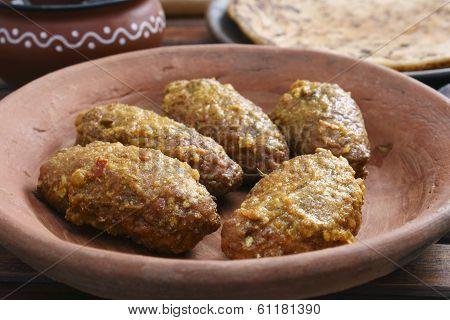 Machh Mutton Kofta Is A Kashmiri Dish