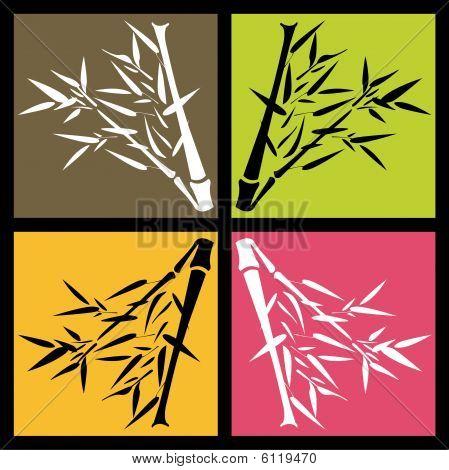 Bamboo vector illustration