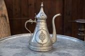 Turkish Traditional Metal Pitcher