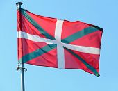 foto of basque country  - Basque country flag - JPG