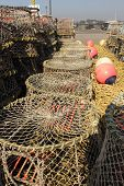 Lobster and crab pots