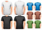 foto of outfits  - Colorful male t - JPG