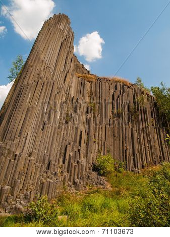 Basalt Organ Pipes