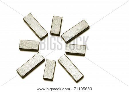 Wooden Blocks Crosshair
