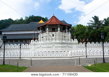 Temple Of The Sacred Tooth Relic - Kandy
