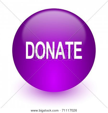 donate internet icon