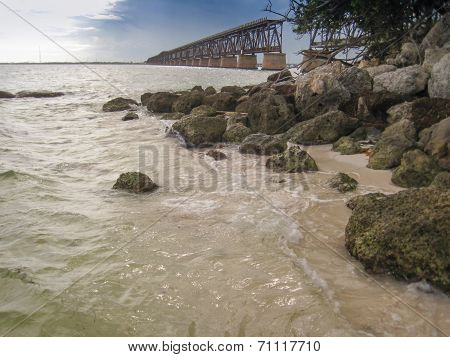 Bridge To Nowhere In Florida Keys