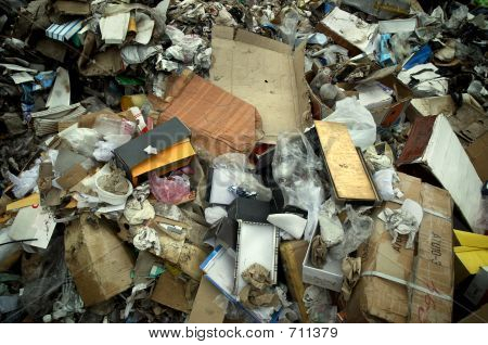 Gurbage Background
