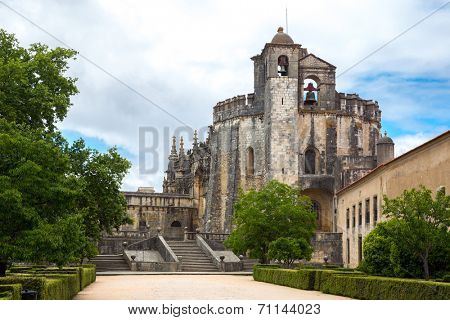 Knights of the Templar Convents of Christ Tomar, Lisbon Portugal