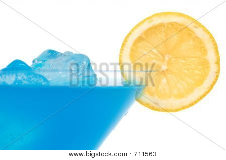 cocktail on white