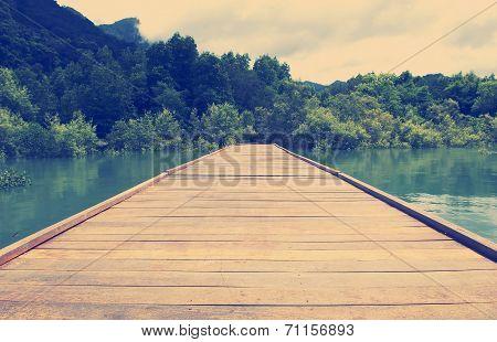Endless Boardwalk