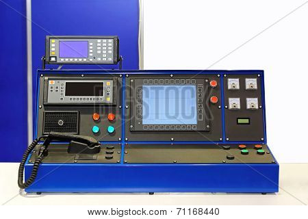 Dispatcher Desk