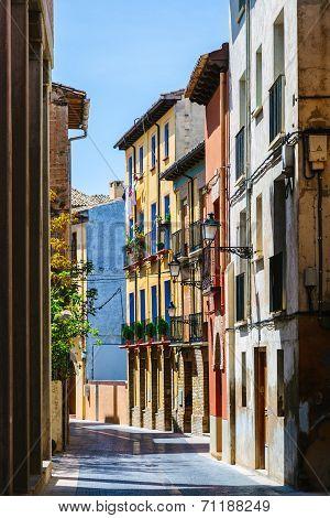 Teruel Rural Streets