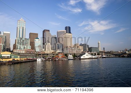Seattle's Waterfront