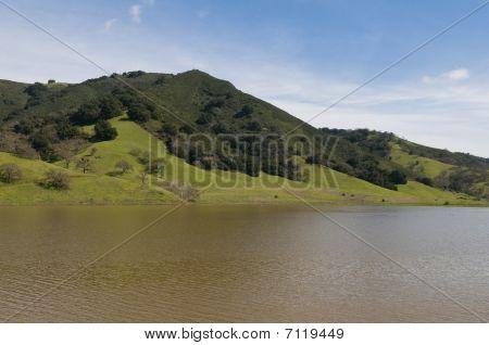 Uvas Reservoir