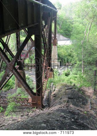 Decrepit Bridge