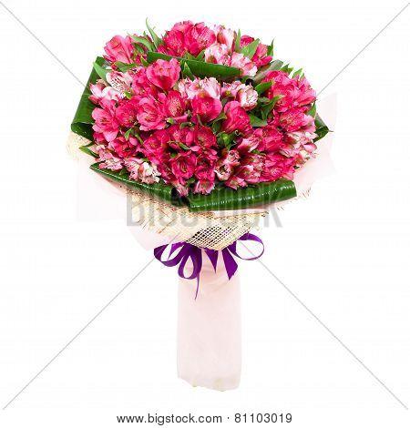 Bride's Bouquet Tulips