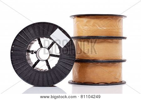 Packed Welding Wire Copper Alloy Spools