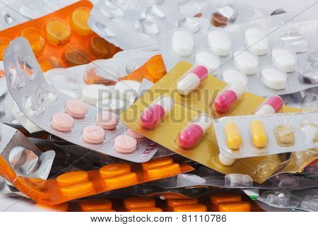 Capsules And Tablets