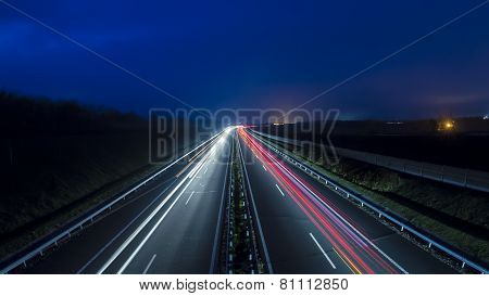 M6 highway