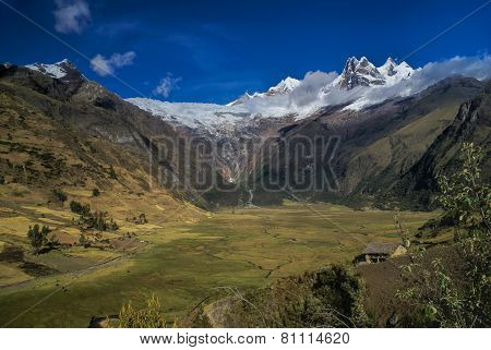 Peruvian Andes