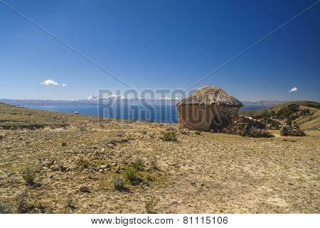 Old Hut In Bolivia