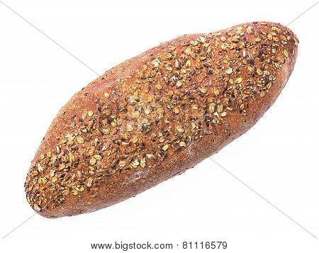 Whole Grain Bread Loaf