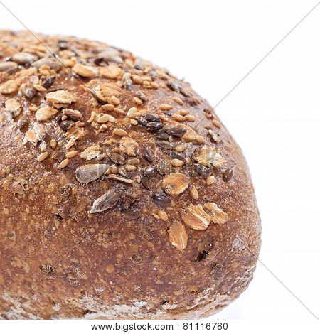 Whole Grain Bread Detail