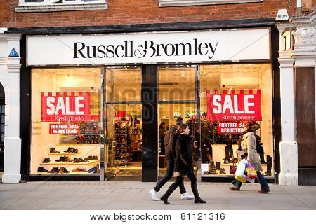 russel and bromley