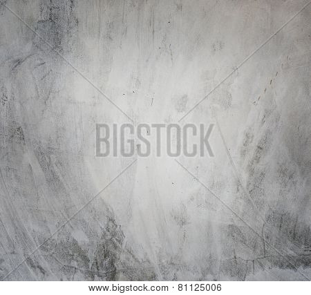 Blank Gray Concrete Stonewall Cement Textured Concept