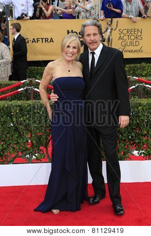 LOS ANGELES - JAN 25:  Gary Cole at the 2015 Screen Actor Guild Awards at the Shrine Auditorium on January 25, 2015 in Los Angeles, CA