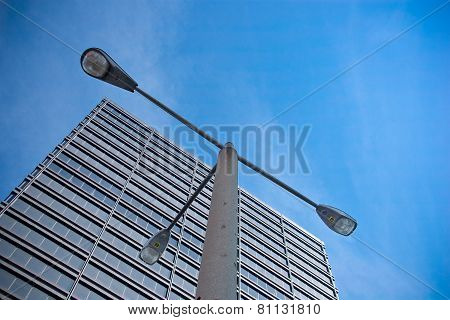 Streetlight Office Building