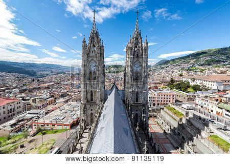 Quito Basilica Towers