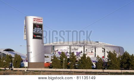 University Of Phoenix Stadium, Glendale, Az