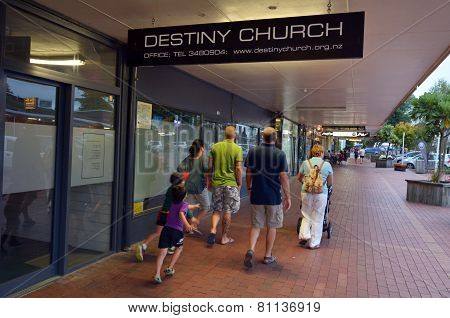 Destiny Church - New Zealand
